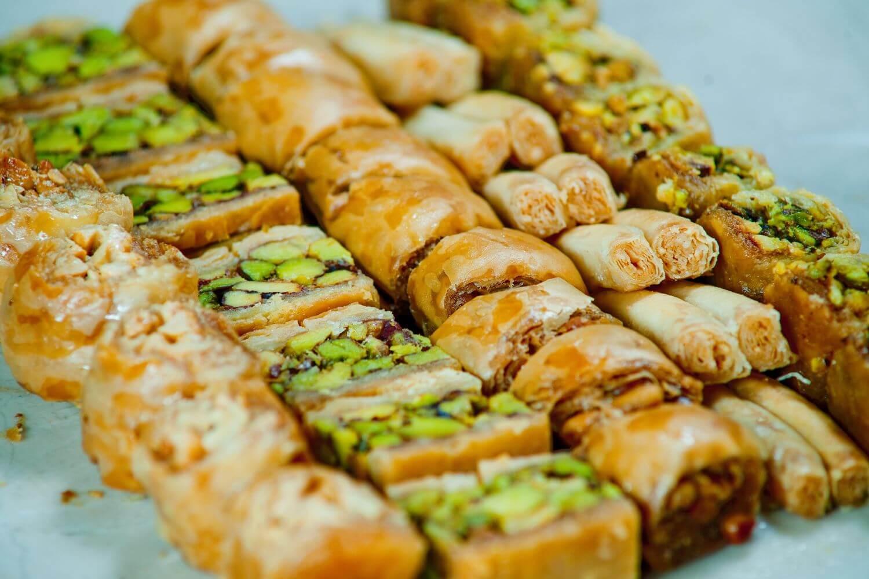 Пахлава турецкие сладости