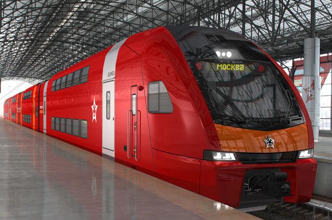 «Аэроэкспрессы» будут возить пассажиров и в Санкт-Петербурге