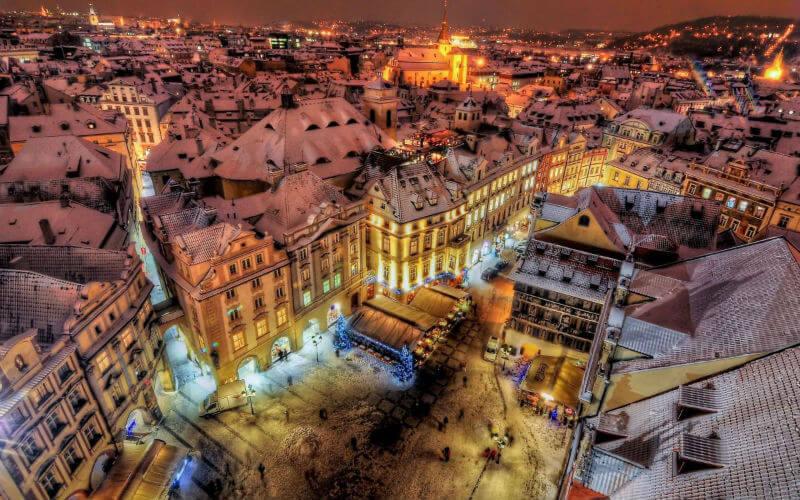 Чехия принимает гостей