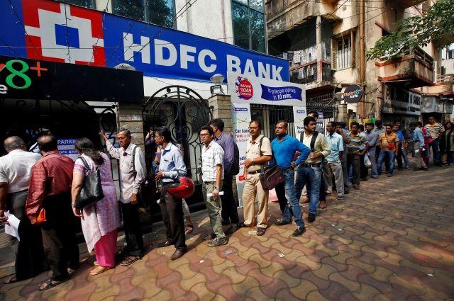 Последствия финансового кризиса в Индии