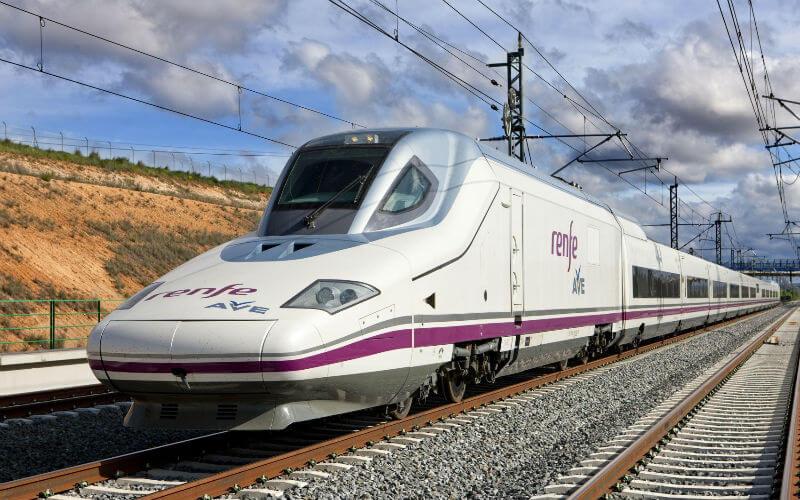 Из Мадрида в Китай на поезде