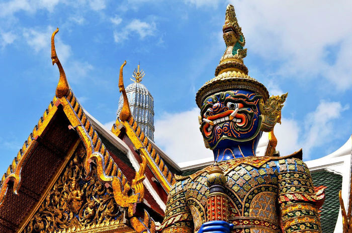 Королевский дворец в Таиланде вновь принимает гостей