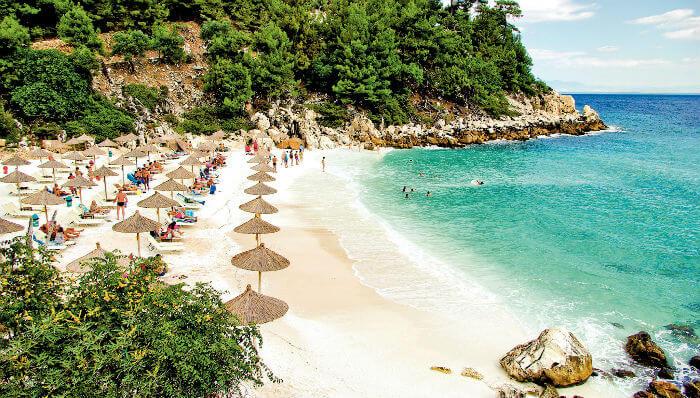 Остров Тасос – жемчужина Эгейского моря