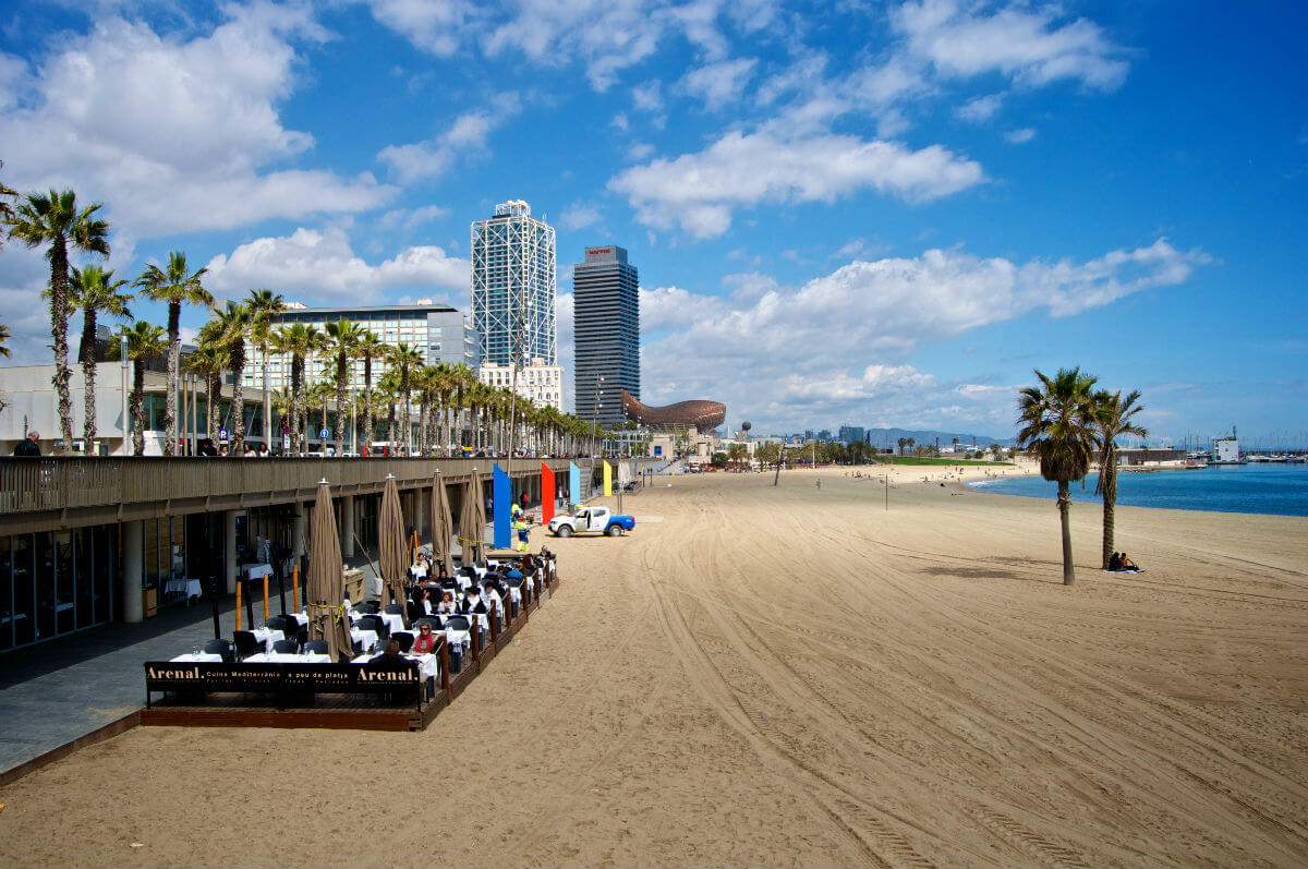 Barcelona Tourist Information/Tourism Guide, Spain 2018 Barcelona spain beaches photos