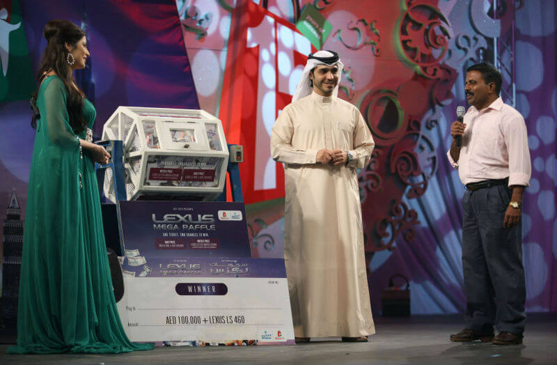 Дубайский фестиваль