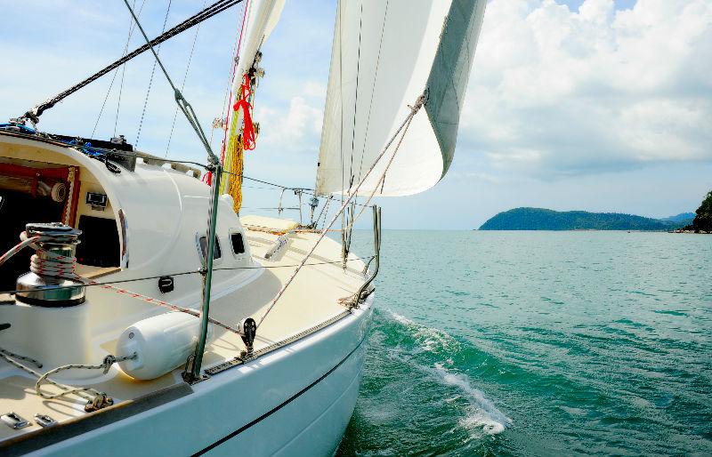 Новые маршруты для яхт в Таиланде