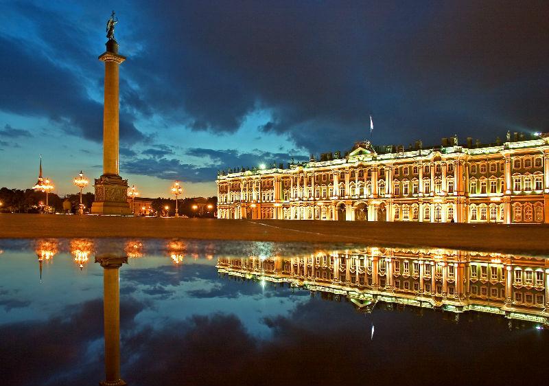 Санкт-Петербург – столица туристического мира