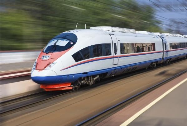 Высокие технологии в скоростных поездах