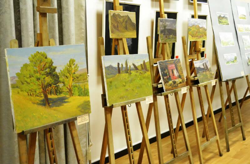 Выставка в Воронеже