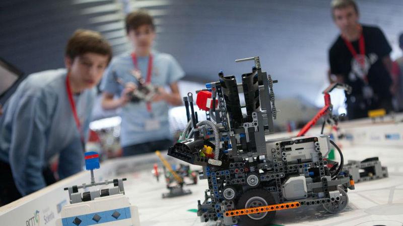 Чемпионат по Лего – определит лучшего