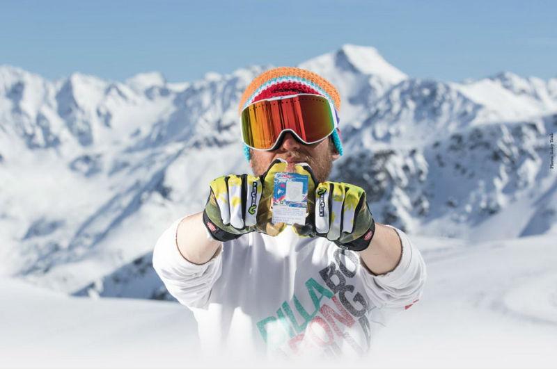 Даешь единый ски-пасс!