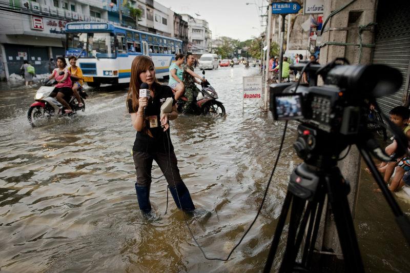 Таиланд опять затопило