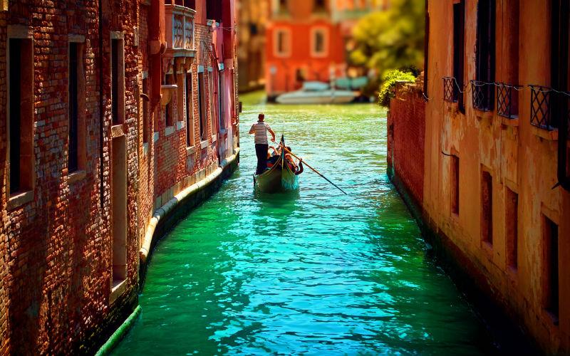 Венеция без воды