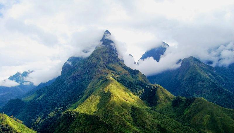Опасность для Вьетнамских Альп