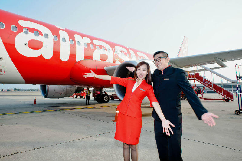 «AirAsia» объявила о скидках