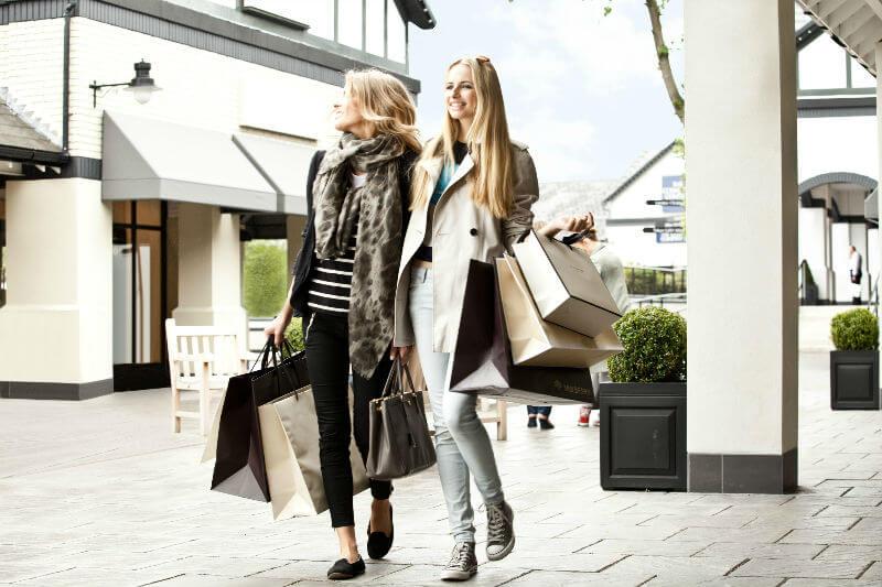 Для поклонников шопинга