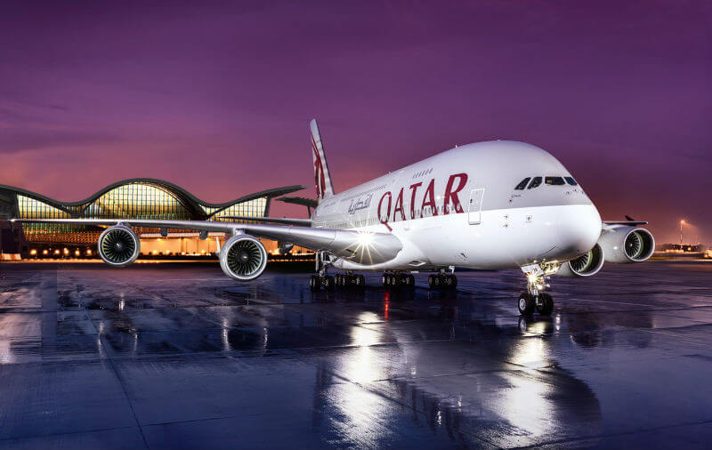 Из Катара в Новую Зеландию – самый длинный перелет