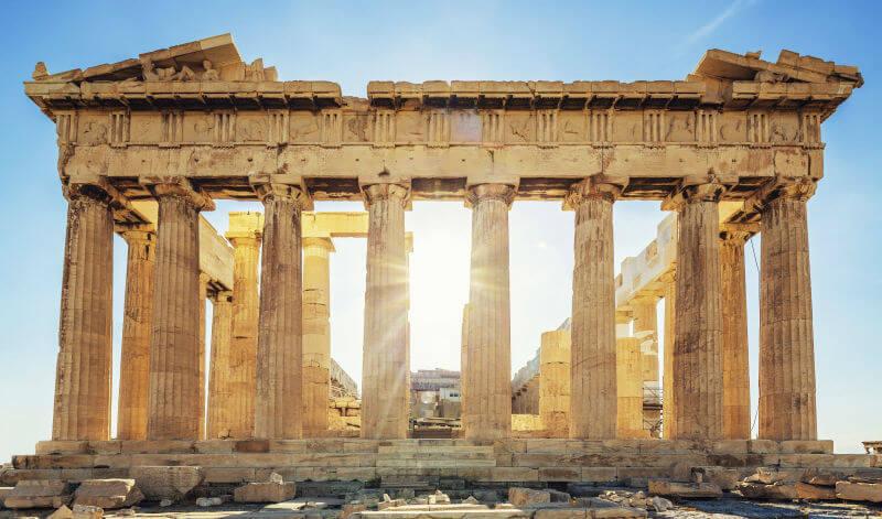 Парфенон – лучший памятник