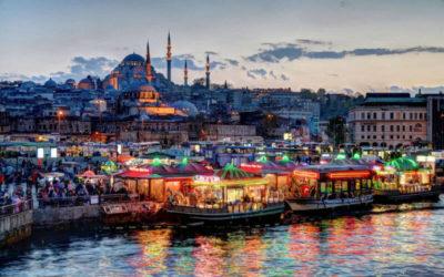 Турецкое государство помогает туристической отрасли
