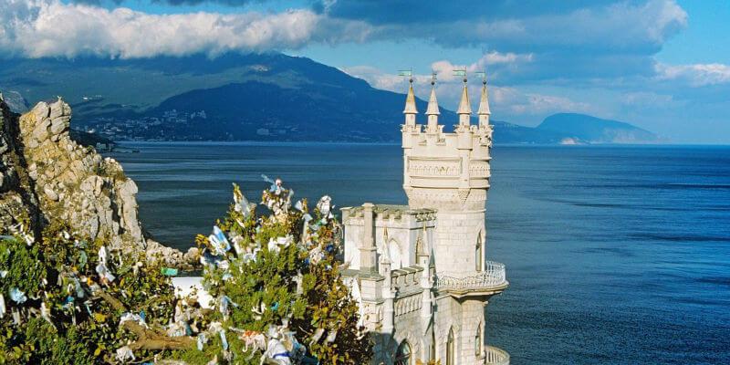 В Ярославле очень популярен Крым