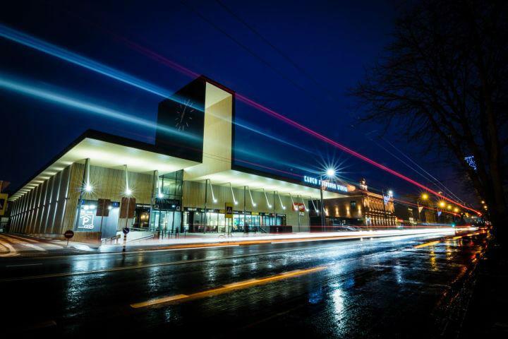 Автовокзал Каунаса – лучший в Восточной Европе