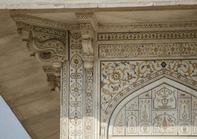 Детали мавзолея Итимад-уд-Даула