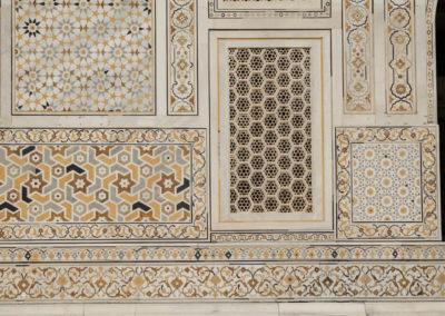 Детали мавзолея Итимад-уд-Даула, фото 1