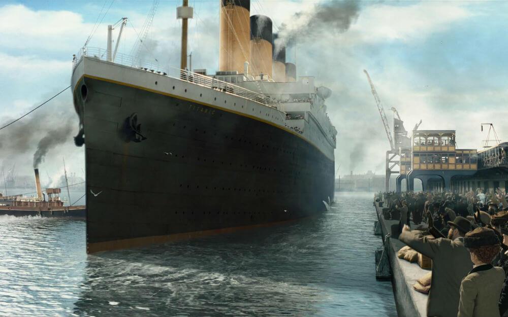 Экскурсия к легендарному «Титанику»