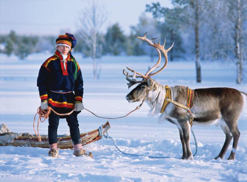 Финляндия предлагает туристам экзотику