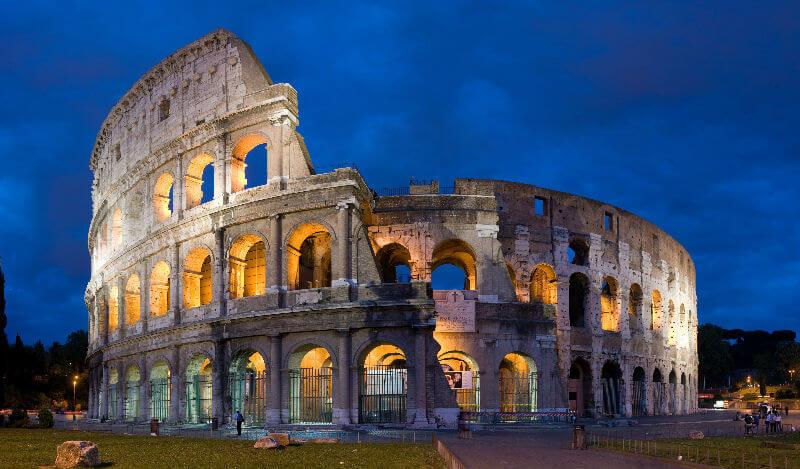 Новые грани Колизея