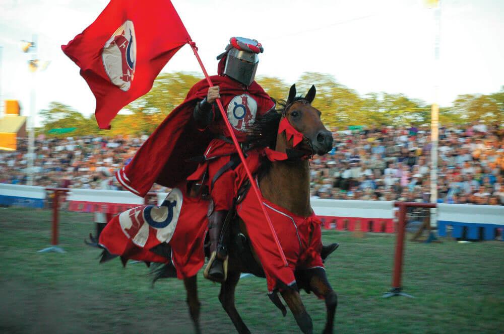 Стокгольм погрузится в Средневековье
