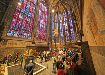 Ахенский собор внутри, фото 2