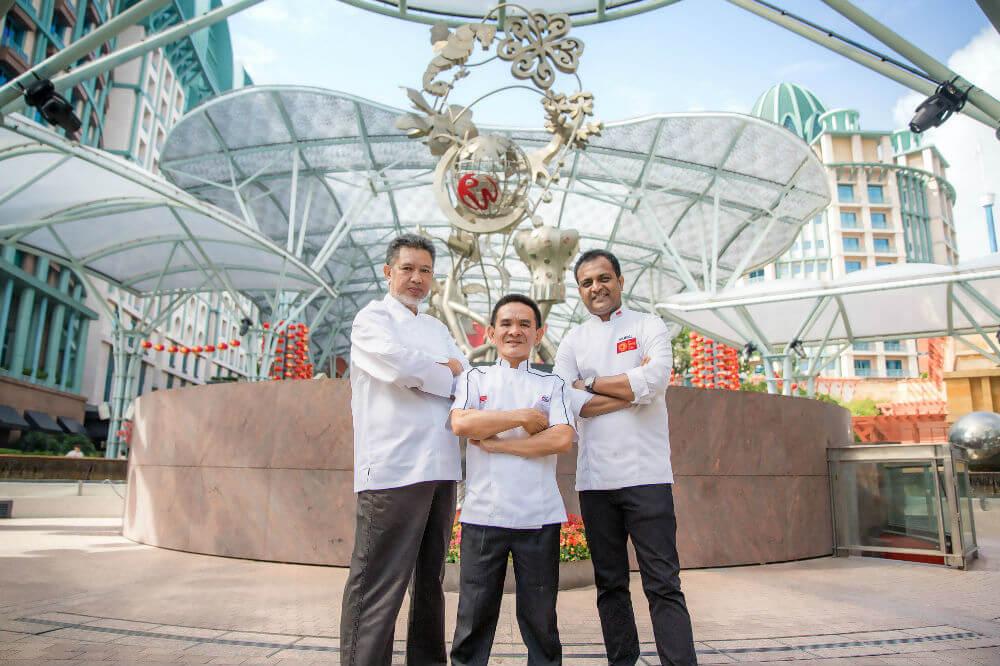 Фестиваль Michelin в Сингапуре