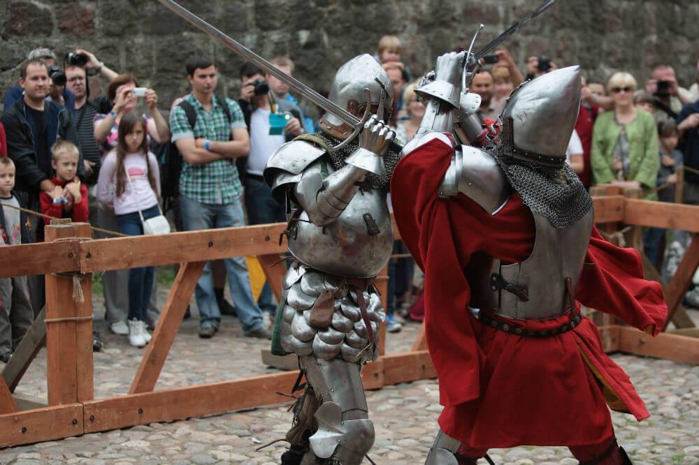 Окунуться в Средневековье