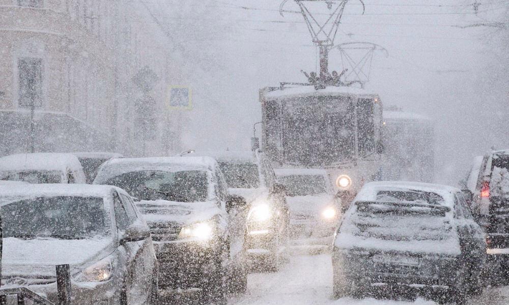 Погода в России не отстает от Европейской