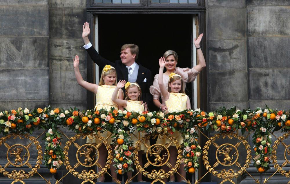 Праздник короля Нидерландов