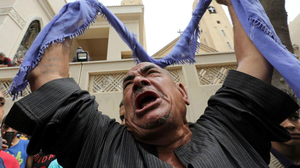 В Египте чрезвычайное положение