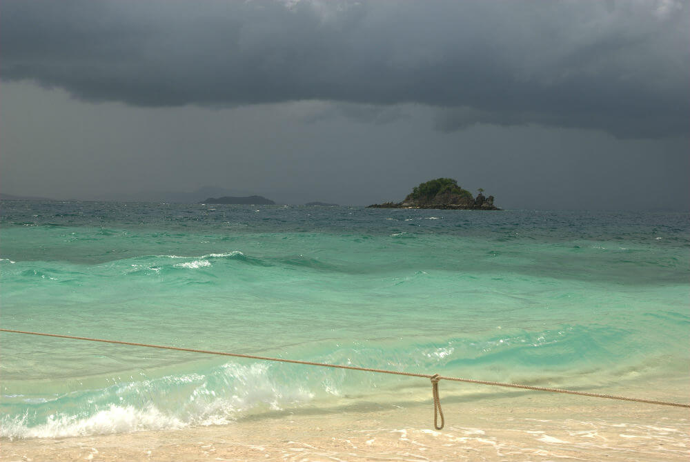 В Таиланде предупреждают о шторме