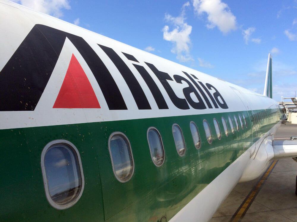 Alitalia разорена, но борется