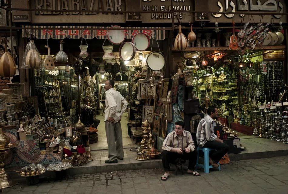 Египтяне наводят порядок