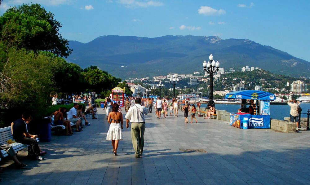 Крым потеряет туристов