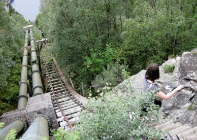 Лестница Флорли, фото 2