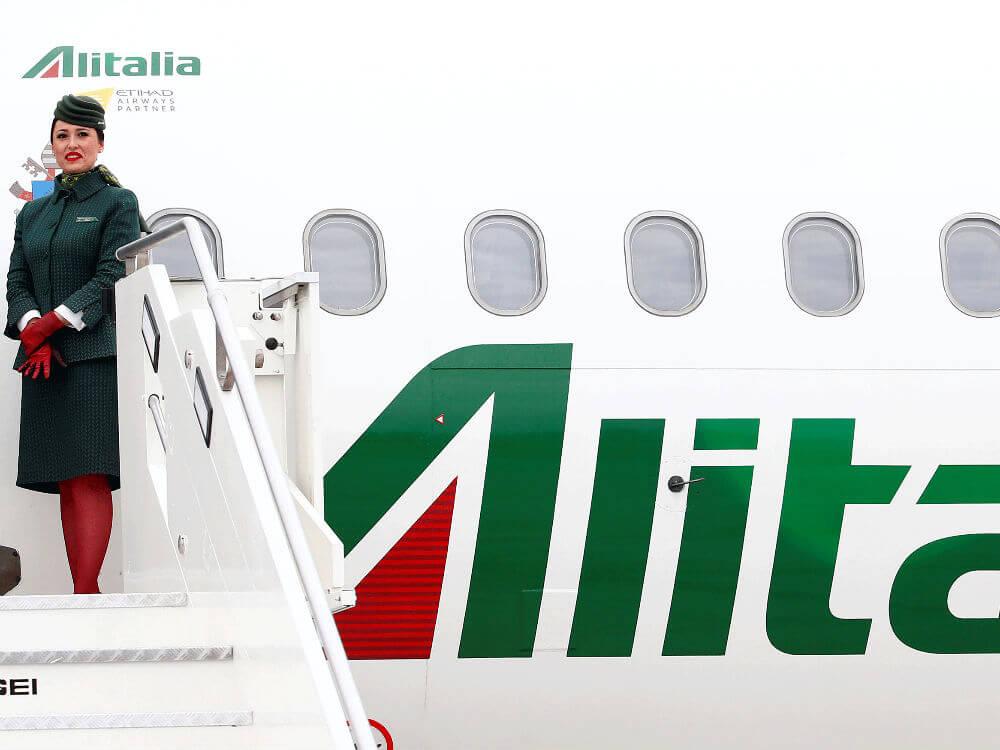 Плохие новости от Alitalia