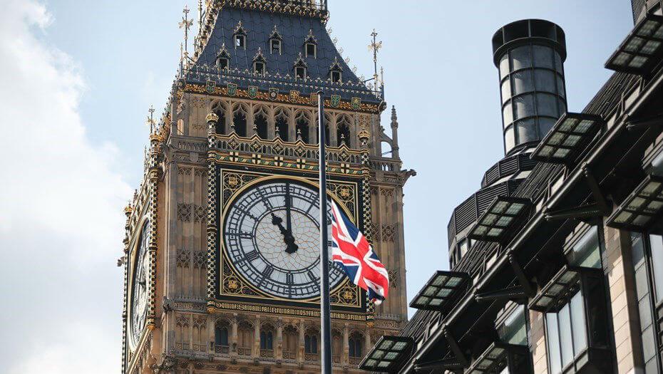 Ростуризм предупреждает о возможных терактах в Великобритании