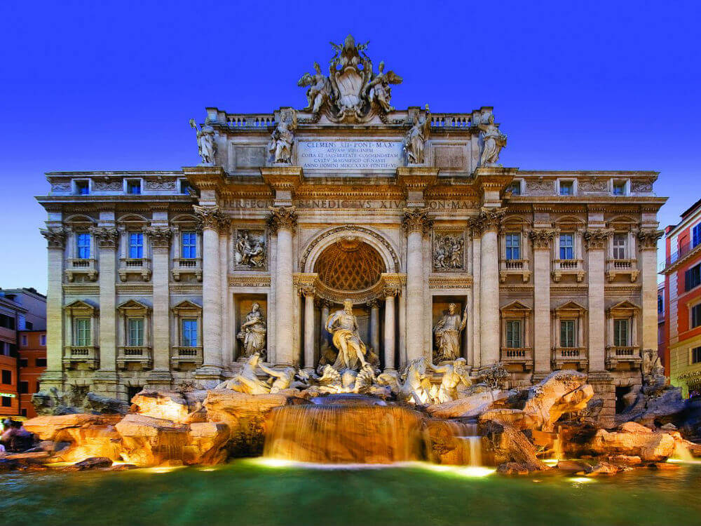 Власти Рима защитят Треви