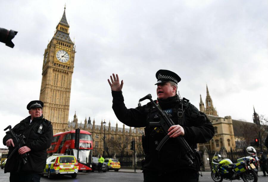 Британцы усиливают безопасность