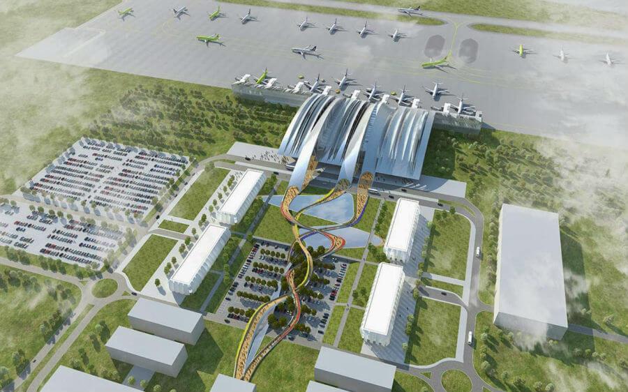 Новый аэропорт в Ростове-на-Дону
