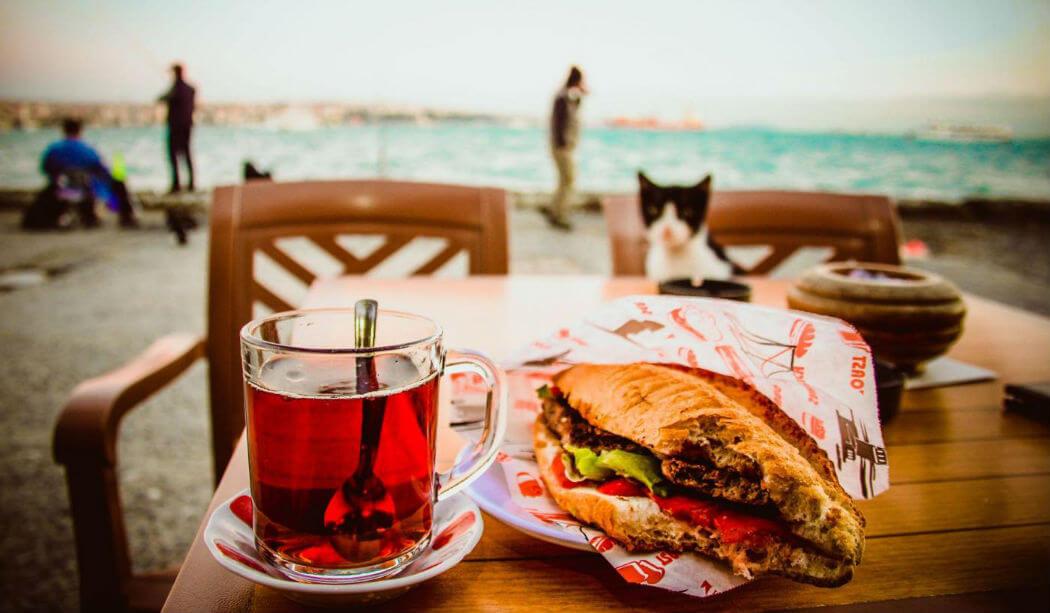 Поесть в Стамбуле недорого
