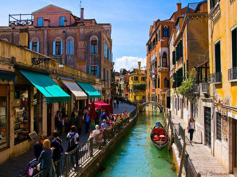 Венеция вводит новые меры защиты