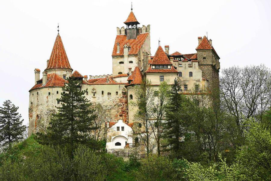Замок Дракулы закрыт
